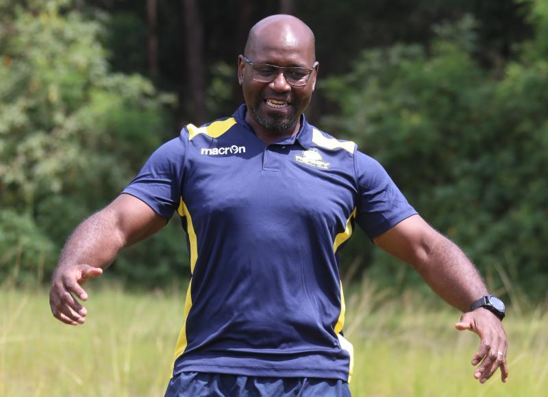 Coach Nyathi to pursue pure sweetness at Kabras Sugar