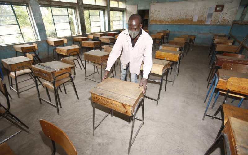Confusion over schools as varsities and colleges to re-open on Monday