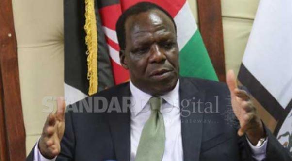 Consult party leadership first, Oparanya warns Wanjigi