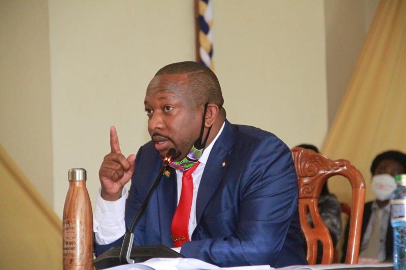 Court stops impeachment motion against Governor Sonko