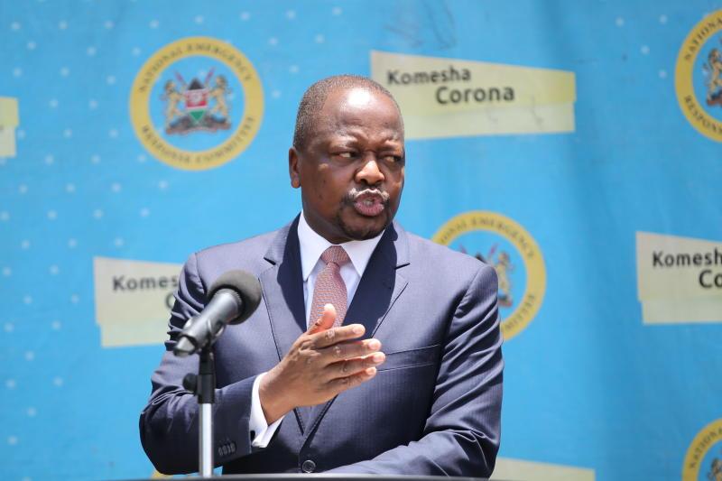 Covid-19: 1,530 test positive, 12 die from virus in Kenya in last 24 hours