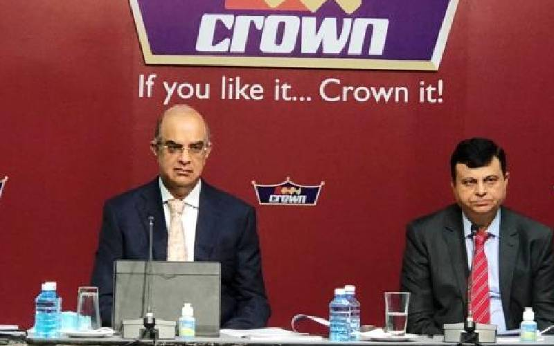 Crown Paints to raise Sh712m to fund EA units