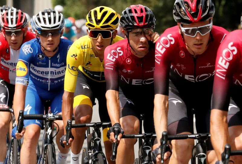 Cycling: Start of Tour de France in Denmark moved to 2022