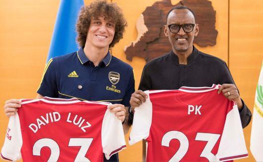 David Luiz joins Brazilian club Flamengo