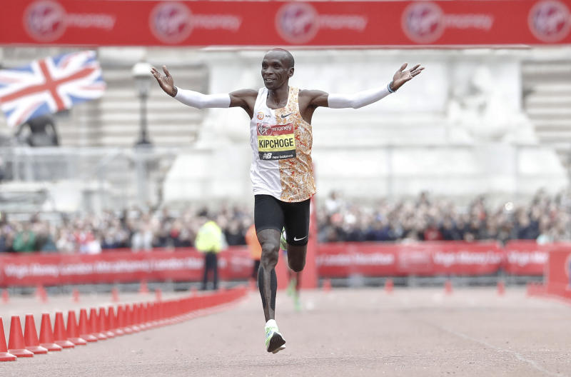Decision on staging London Marathon 2020 delayed until next month