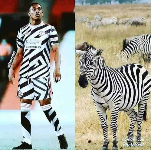 Zebra Crossing Fc Chelsea Man United Third Kits Brutally Trolled Online Photos The Standard Sports