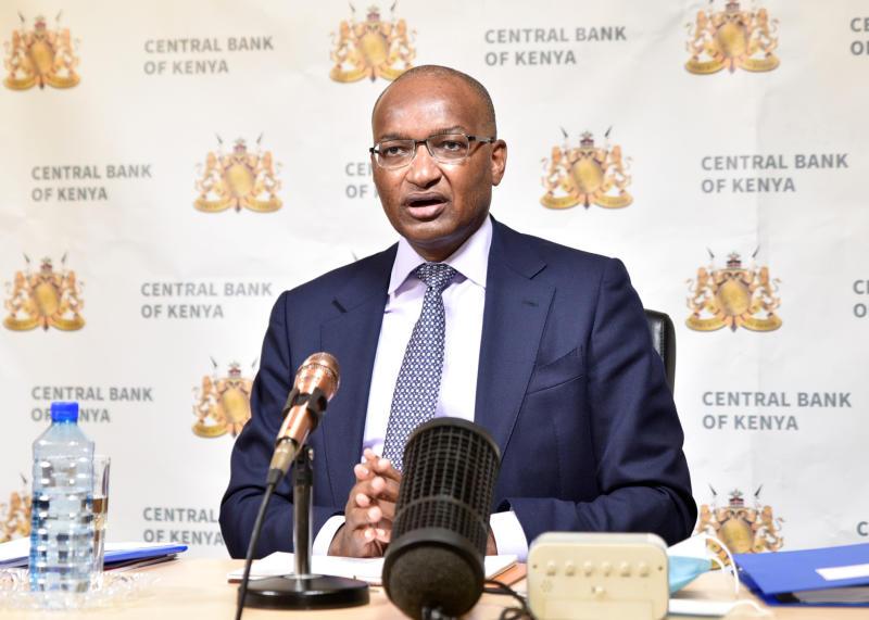 Digital lenders contact CBK over new law talks