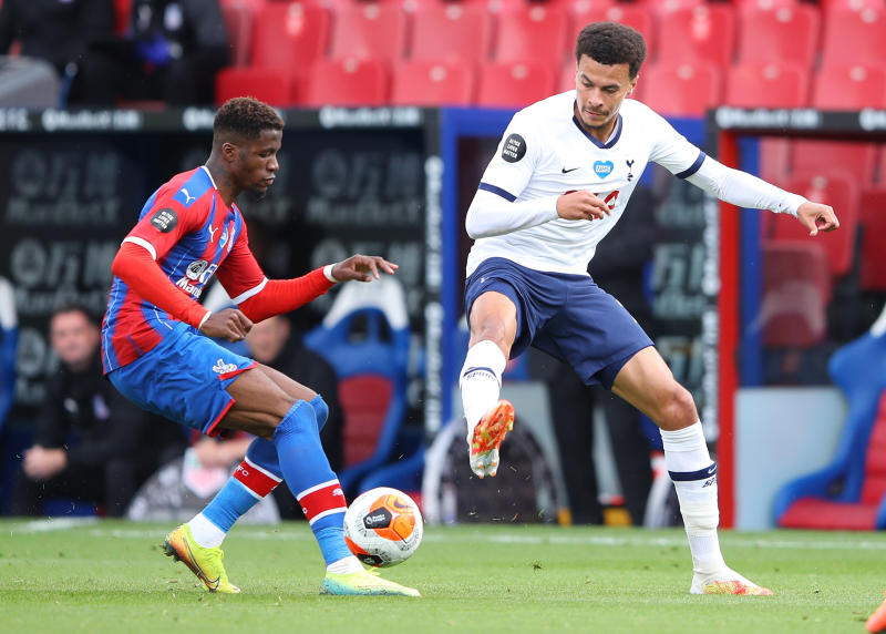 Dip in Zaha's form due to speculation about future: Hodgson