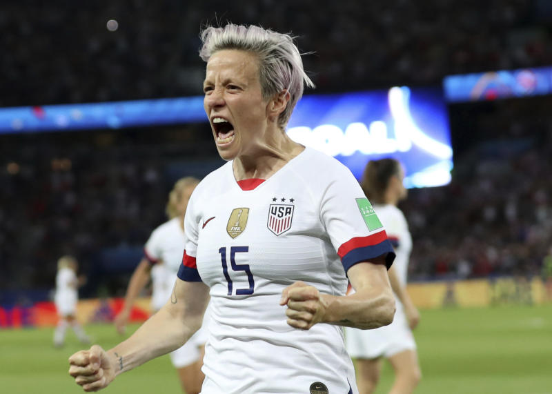 Disgraceful: Rapinoe criticises Man United over delayed investment in women's team