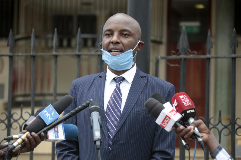 Ruto allies removed from Senate committee chairmanships