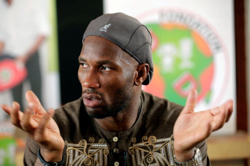 Drogba's hopes of becoming next Ivory Coast football president suffer serious blow