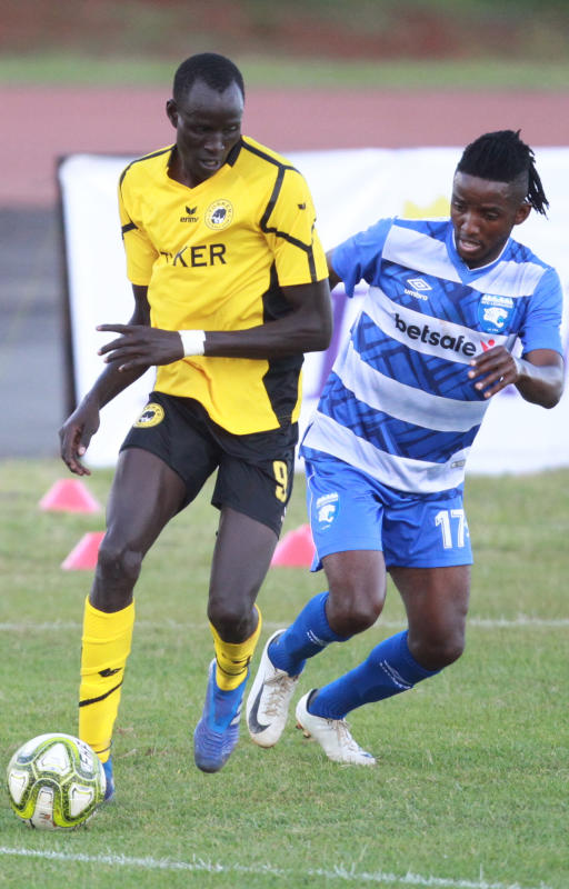FKF Cup: AFC Leopards eye Tusker scalp in FKF Cup quarters : The standard Sports