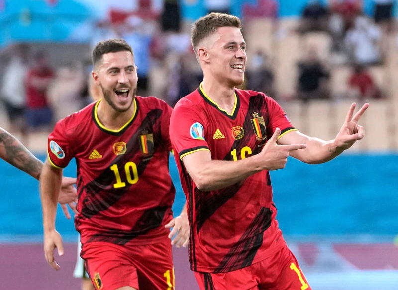 Eden Hazard making strong bid to be ready to face Italy says brother