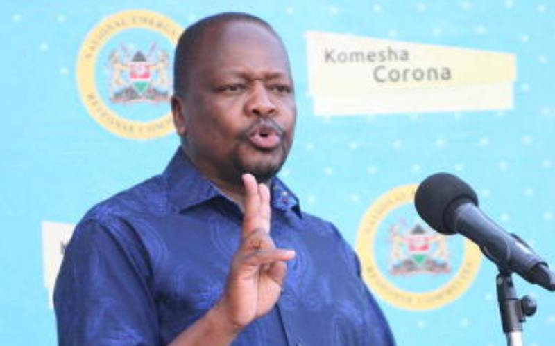Eight people die of Covid-19 as Kisumu records most daily cases