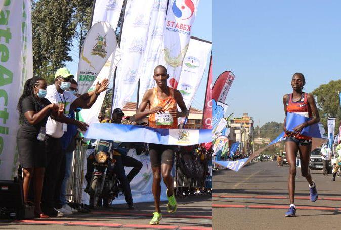 Eldoret City Marathon chase global status