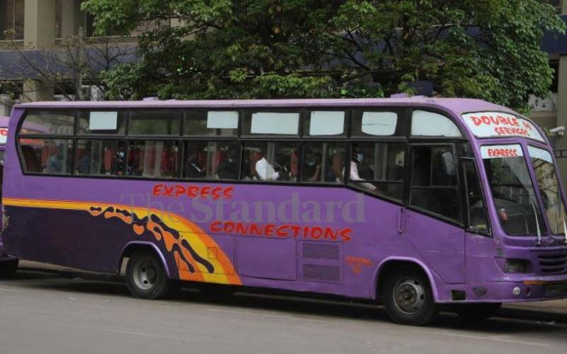 End of an era as Double M buses face auctioneer's hammer