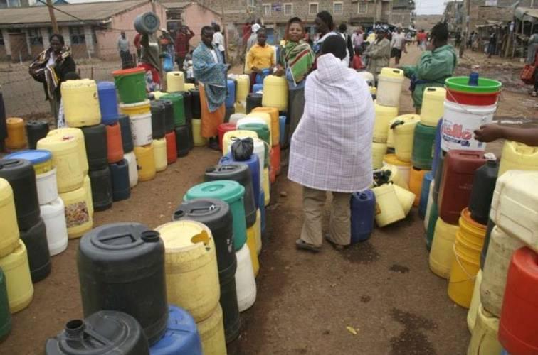 Nairobi water shortage to continue