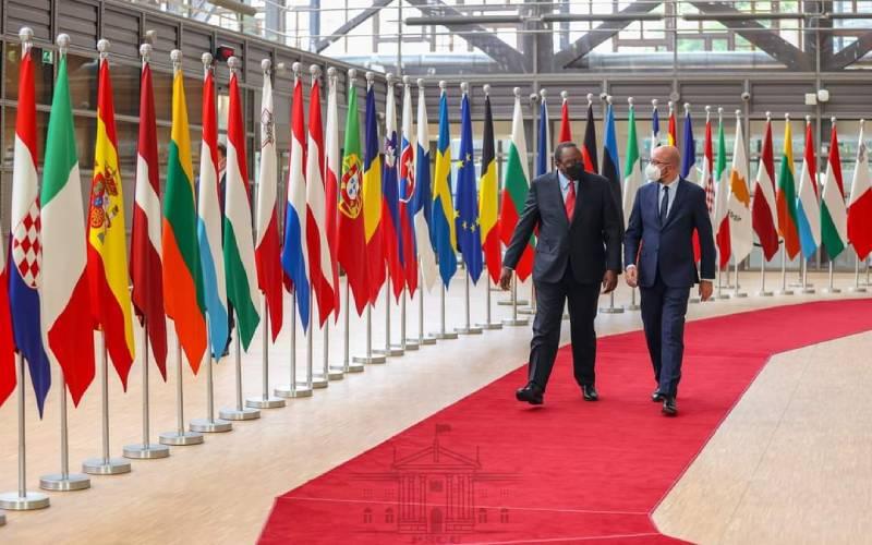 EU: Kenya has potential to boost regional peace, stability