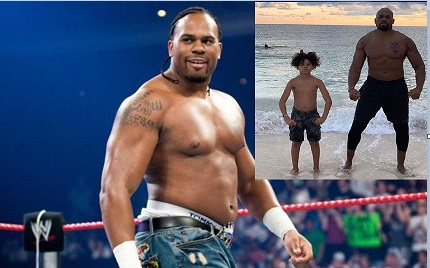 Ex- WWE superstar Shad goes missing after being swept out to sea while swimming with his son