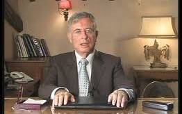 Ex-Syrian vice president Khaddam dies in France-source close to him