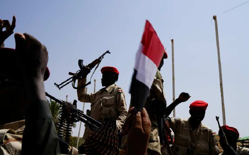 Failed Sudan coup attempt contained - officials