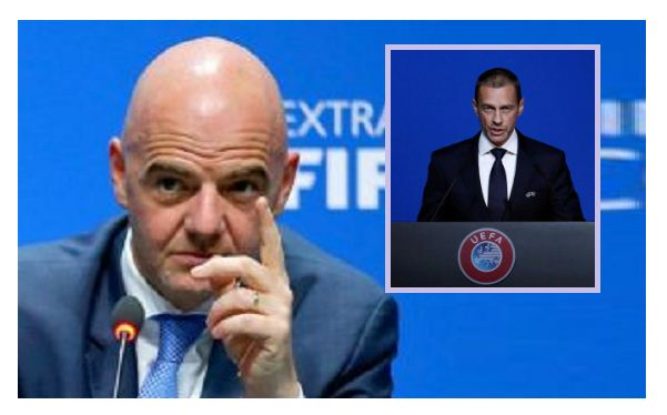 FIFA president Gianni Infantino breaks silence on European Super League