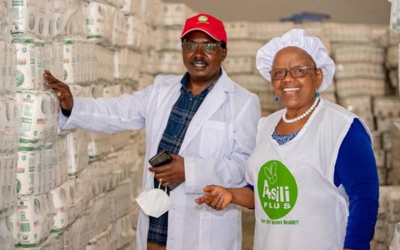 How fight against brokers inspired couple's milling business