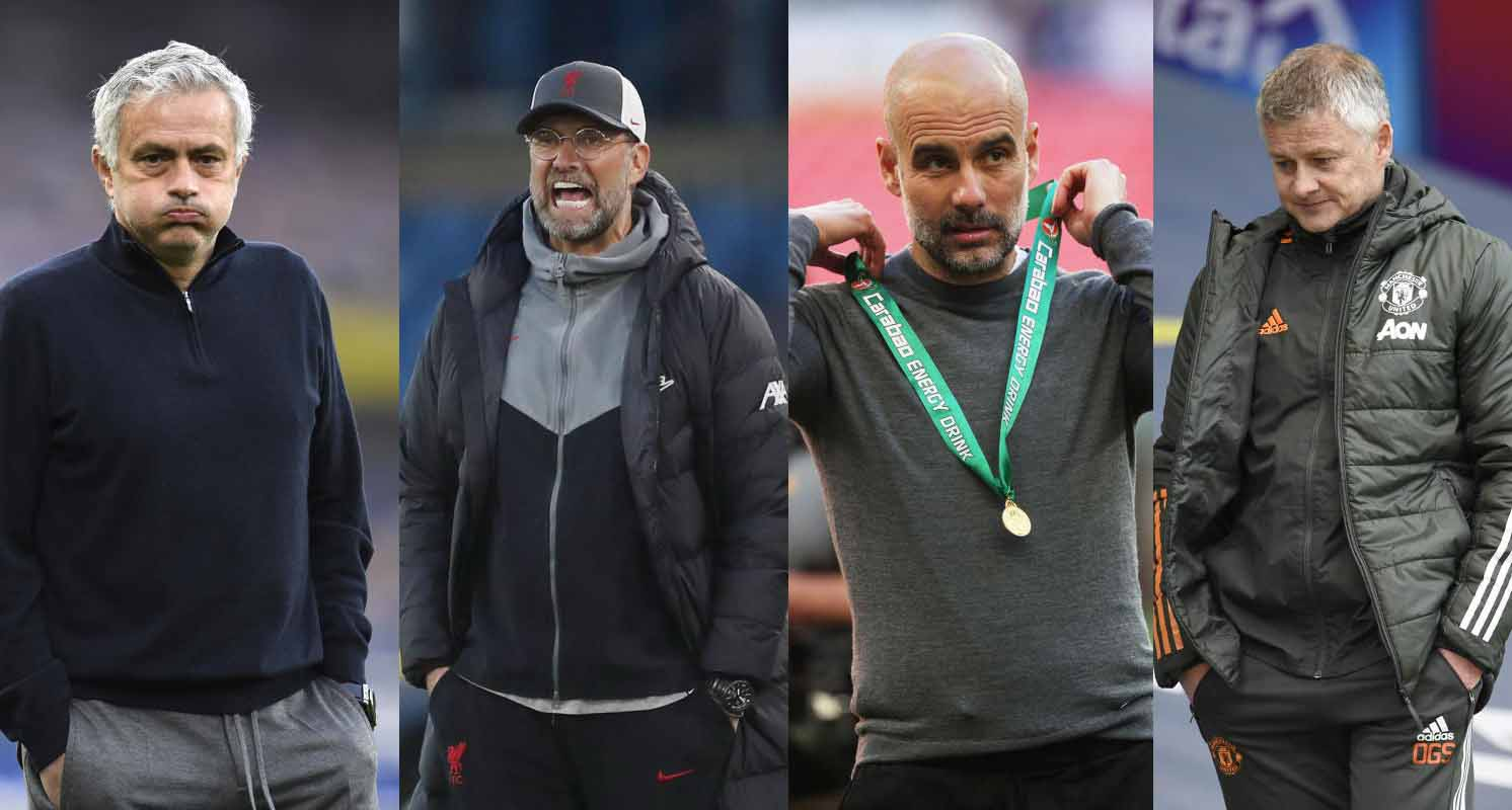 Five most expensive football managers in the world