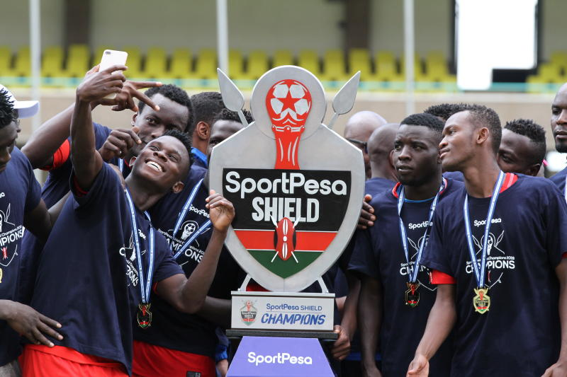 FKF Betway Cup round of 16 set for this weekend