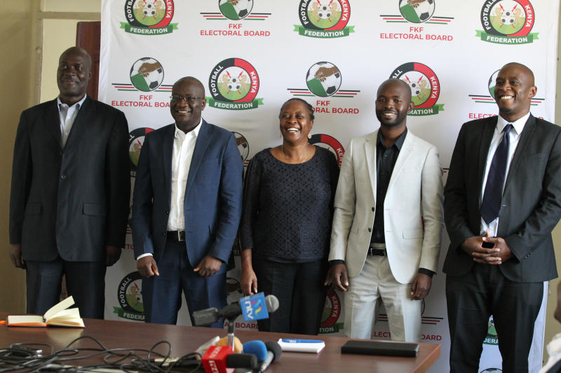 FKF crisis: Did Elections Board act outside its powers?