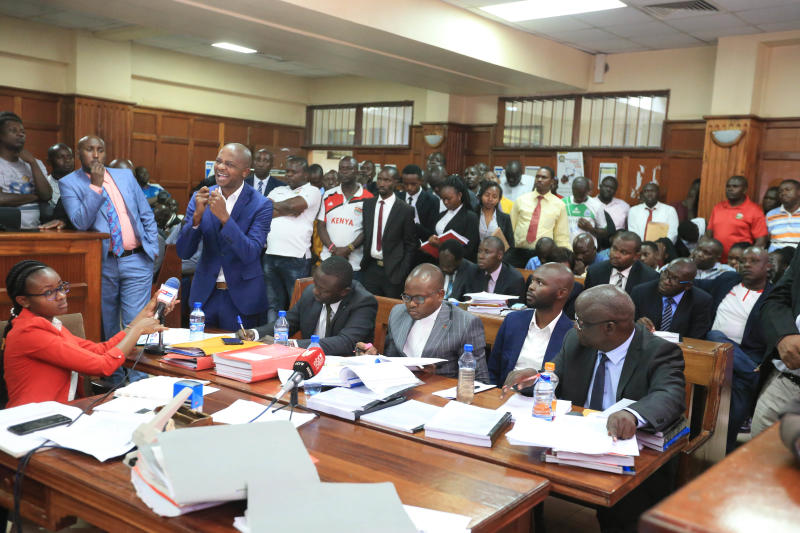 Football crisis: FKF elections to go on pending hearing and determination
