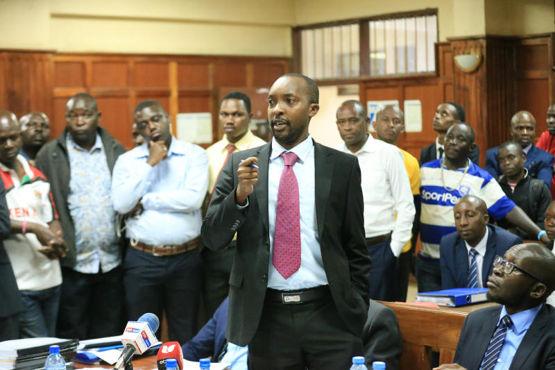 FKF crisis: Voters register and legal status of the counties under scrutiny
