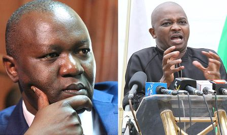 FKF officials move to High Court to have Sports Tribunal decisions suspended