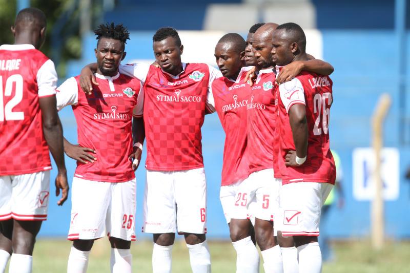 FKF Premier League: Western Stima cage AFC Leopards in Nakuru