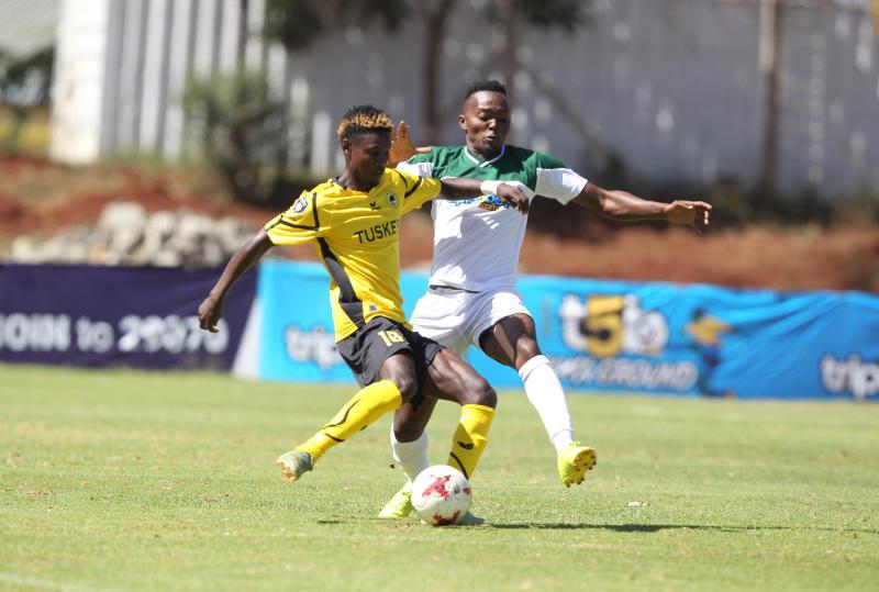 FKF Premier League: Tusker drop points as 10-man Bandari rally to hold Bidco United