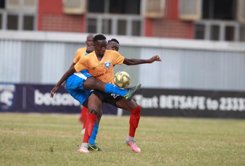 FKF Premier League: Kipkirui on target as Nairobi City Stars cage troubled Leopards