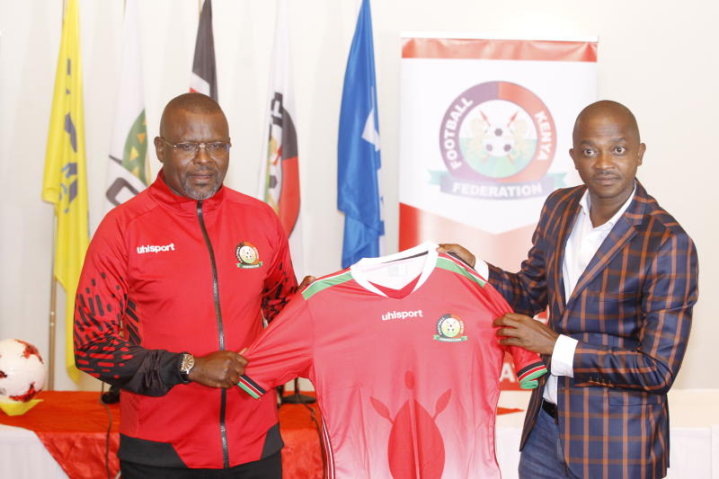 FKF should be professional in recruiting Harambee Stars Head Coach