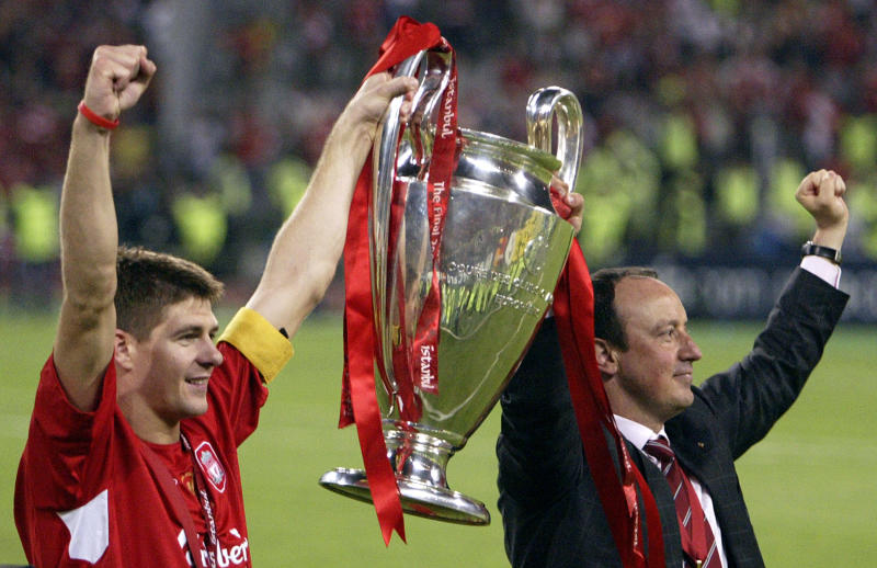 Football's greatest heists: How Liverpool beat Milan in Istanbul