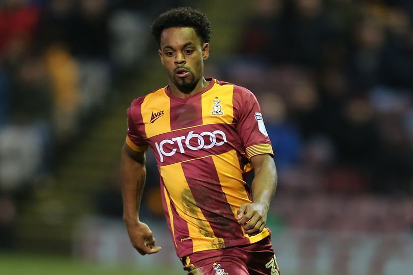 Former Bradford winger in court over alleged sex offence against girl aged 14