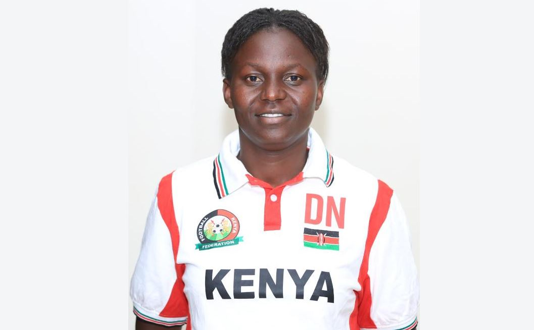 Former Harambee Starlets captain Doreen Nabwire lands FIFA appointment