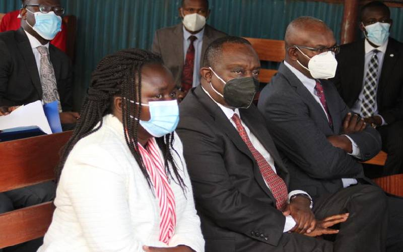 Former PS Thugge to testify against Rotich