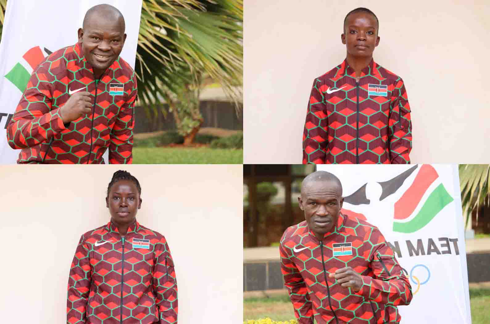 Four Kenyan boxers draw inspiration from 1988 squad