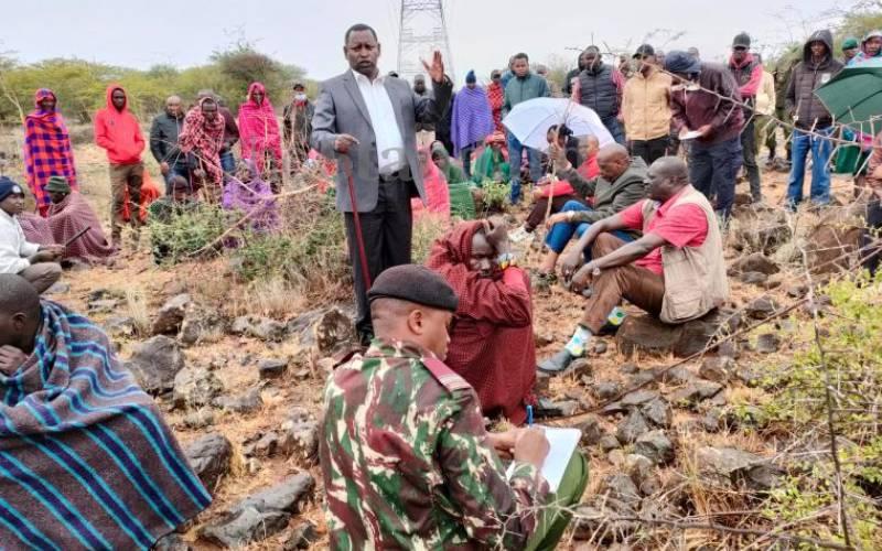 Four killed as cattle rustlers raid Samburu village