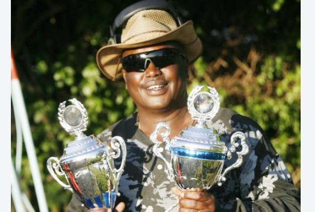 Four-time Kenya Open shooting champion Edward Legei dead