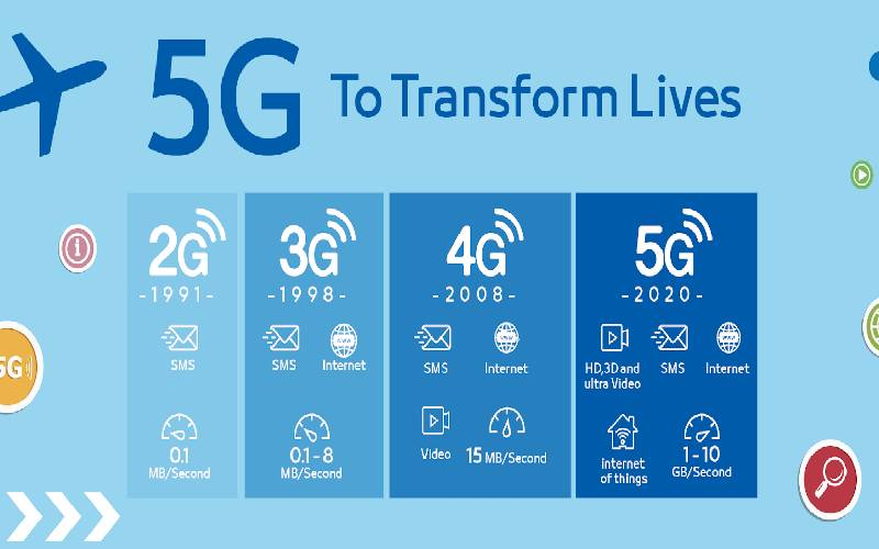 Go slow on large-scale rollout of 5G network