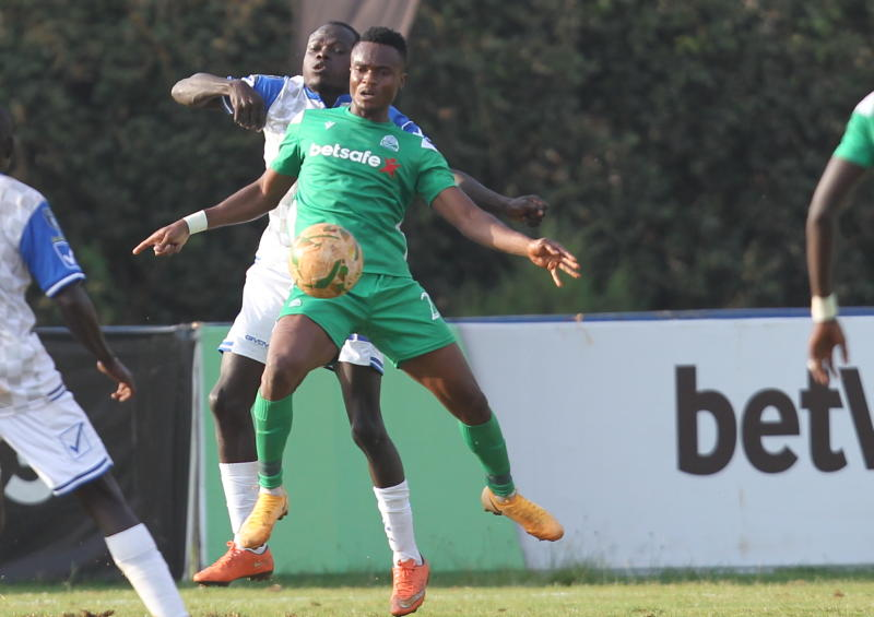 Gor, AFC shift focus to league after setting up derby cup final
