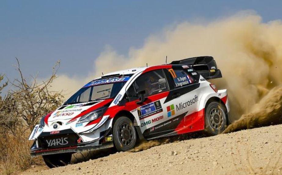 Government closes major highways ahead of WRC safari rally