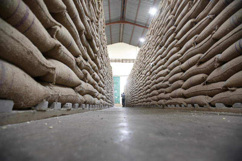 Government spokesman denies NCPB claims that food reserves are empty