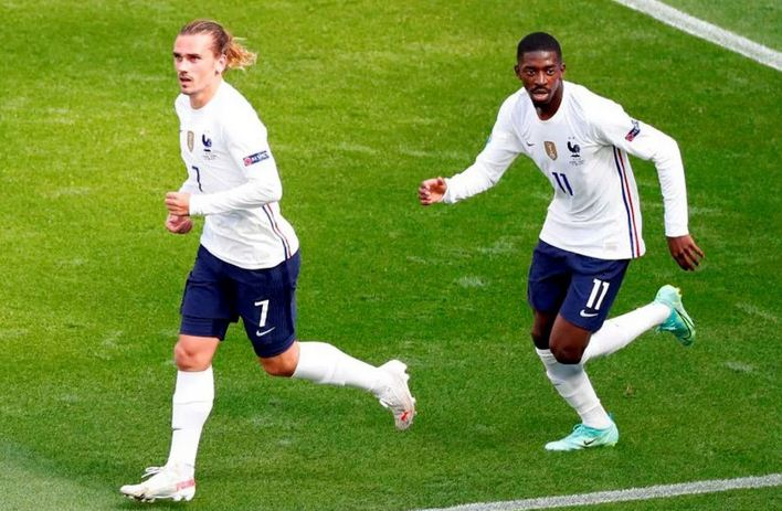 Griezmann, Dembele apologise for video mocking hotel staff in Japan