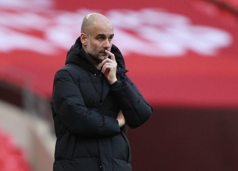 Guardiola claims European Super League will make football 'not a sport'